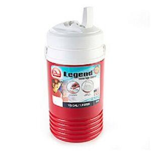 IGLOO Legend 0.5 Gallon or 1.9 L Beverage Water Cooler BRAND NEW
