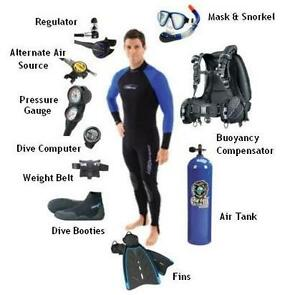 Used & New Scuba Gear