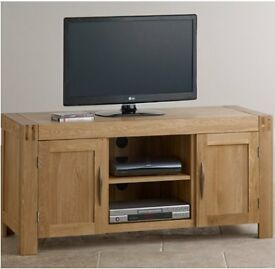 Oak Furnitureland TV Unit - Alto (Large)