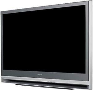 """SONY 50"""" GRAND WEGA LCD TV - 720K - PERFECT CONDITION - $250"""