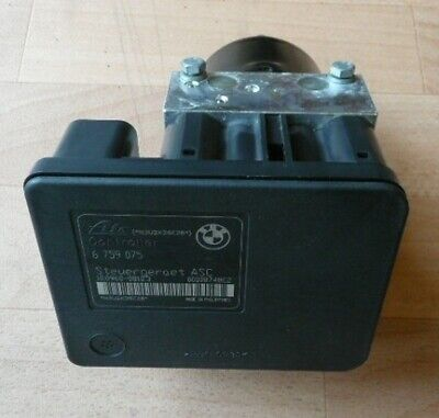BMW 3 Series ABS control module and pump by Ate - 6759075  10.09600810.3  (1901)