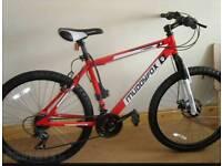 Muddyfox mountain bike very good condition