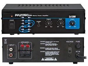 BRAND-NEW-Pyle-PCA4-Mini-240-Watt-2-Channel-Amp-Stereo-Home-Theater-Amplifier