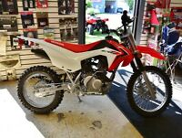 Just In Time For Christmas , 2018 Honda CRF125FBJ Stratford Kitchener Area Preview