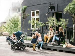 NEW Thule Sleek & Thule Urban Glide 2 Baby Strollers (BC)
