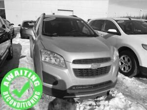 2015 Chevrolet Trax LT 1.4T AWD| Rem Entry| B/T| Enhanced Audio|