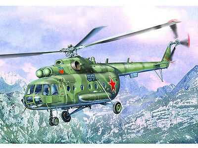 TRUMPETER® 05102 Mil Mi-8MT/Mi-17 Hip-H Helicopter in 1:35