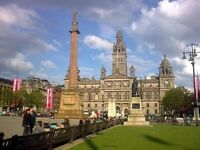 *WANTED* - One bedroom flat in Glasgow, near city centre (for final year Masters student)