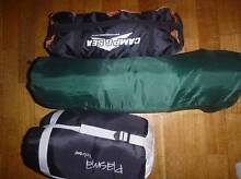 Matt, tent and sleeping bag package for single person Fremantle Fremantle Area Preview