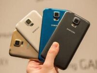 Samsung galaxy S5 unlocked brand new All colours available