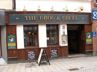 Commis Chef wanted - The Grog and Gruel, Fort William