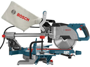 "Brand New Awesome Bosch Compound Mitre Saw 8 1/2"" $275"