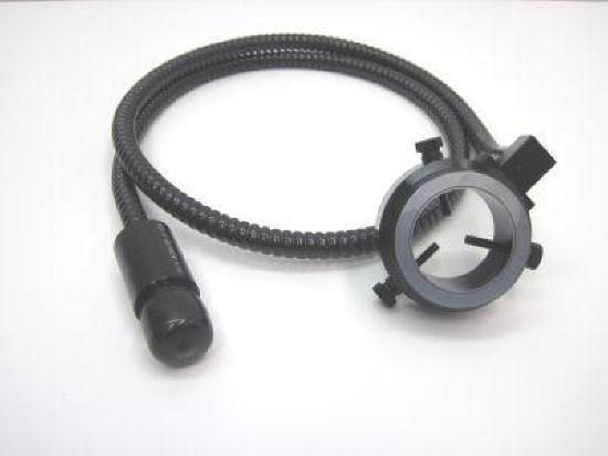 Schott-Fostec A08670 Fiber Optic Mini Ring Light w/ Vertical Exit, 950 mm Cable