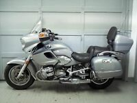 BMW R1200CL cruiser - mint condition