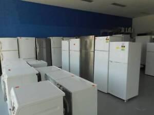 Fridge freezers -6 mnt warranty/local delivery www.makaus.com.au