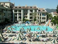URGENT: HOLIDAY MARMARIS, TURKEY (8th Aug to 15 Aug) FLYING FROM EDINBURGH ONLY