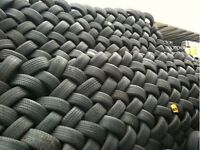 195/45/16 195/50/16 195/55/16 205/55/16 PART WORN TYRE