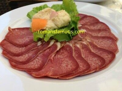 - Homemade fully Cooked and Smoked BEEF TONGUE - 2 LB FOR $30 SKINLESS !US SELLER!