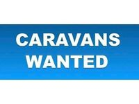 WE WILL BUY YOUR TOURING CARAVAN OR MOTORHOME ANY MAKE OR MODEL 1990 TO 2016