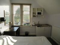Berkshire Lettings have a Standard double studio for rent next to Reading Uni