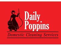 Daily Poppins Cleaning Services Southampton Chandler's Ford Eastleigh Romsey Botley New Forest