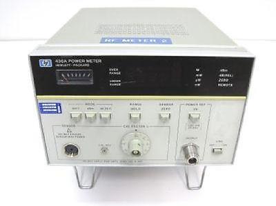 Hp Hewlett-packard 436a Power Meter