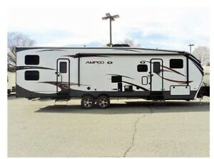 2015 Amped Toyhauler 32GS