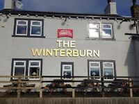 Commis chef required at The Winterburn
