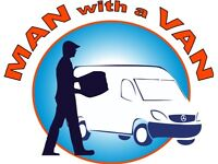 Man and Van Removals Low Cost House Moving in South London Man with a Van, All Rubbish Removed