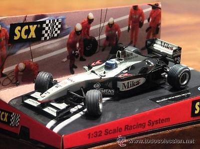 SCX McLaren Mercedes MPA-16 Hakkinen NUEVO 1/32 Ref. 60880