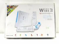 """""""Wiii3"""" WiWi Generic Home Entertainment System Family Video Games Console"""