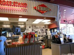 FATBURGER - MILLWOODS - FOR SALE