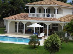 Villas - Puerta Plata, Dominican Republic