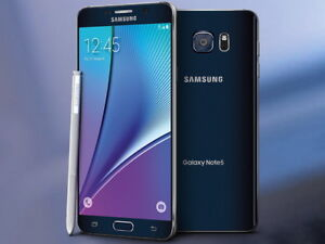 Unlocked Note 5 32GB - Only 349.99 At CellTechNiagara