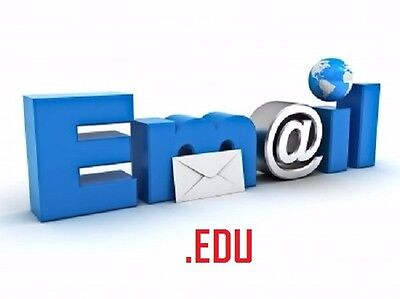 Edu Email Limited Time Offer   Lots Of Freebies   Vip Account Promotion