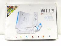 """Wiii3"" WiWi Generic Home Entertainment System Family Video Games Console"