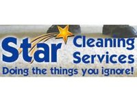 star cleaning services carpet & upholstery cleaners.... Doing the things you ignore!