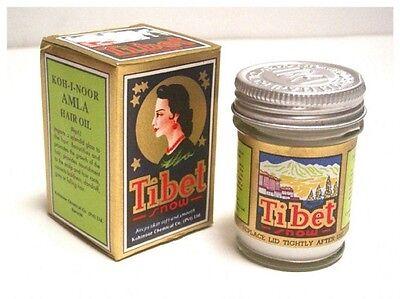 Tibet Snow Cream   Keeps Skin Soft & Smooth 50ml Jar