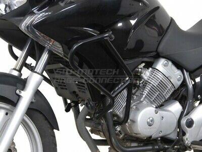 Sturzbügel schwarz für Honda XL 1000 Varadero Bj 03-06 V SD02 VA ABS