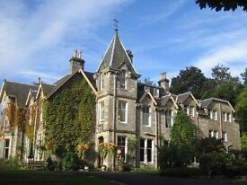 Part Time / Full Time Cleaners / Housekeepers required for busy Guest House in Pitlochry