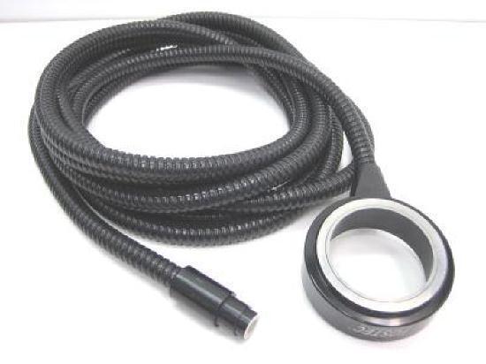 Schott-Fostec Fiber Optic Ring Light, 5000 mm Cable
