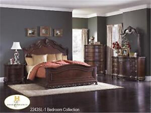 May Special --- Bedroom Furniture Huge Save $2000.00
