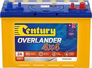 THE MUST HAVE 4WD BATTERY .TWO YEAR WARRANTY Butler Wanneroo Area Preview