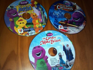 Children's DVD (Elmo, Barney, Dora, Diego, Vegetales and many)