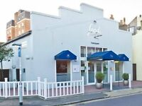 Floor staff required for award winning restaurant in Worthing
