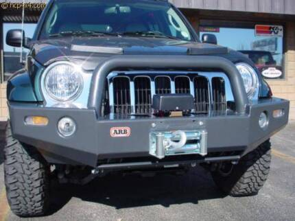 Wanted: WANTED BULLBAR ARB SUIT JEEP CHEROKEE KJ 2001 UP TO 2005