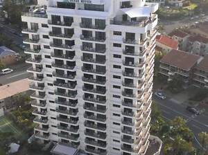 Ocean View 2 bedroom apartment is available for rent atBroadbeach Broadbeach Gold Coast City Preview