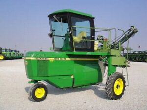 Wanted John Deere 6000 sprayer any condition