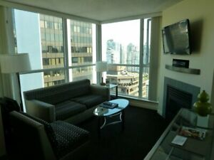 2 Bedroom Vancouver Downtown Vacation Accommodation