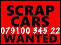 🚘☎️ Ø791ØØ34522 WANTED CAR VAN BIKE SELL YOUR BUY MY SCRAP FOR CASH EAST LONDON KENT F